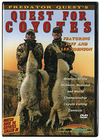 Predator Quest Quest For Coyotes