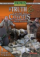 Primos Randy Anderson The Truth 6 Calling All Coyotes DVD 41061