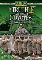 Primos Randy Anderson The Truth V Calling All Coyotes DVD 41051