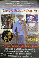 Rhino Calls Coyote Safari Deja Vu DVD