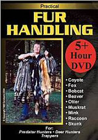 T and M Outdoors Practical Fur Handling DVD PFH2006