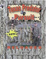 Texas Predator Pursuit Volume 2 Reloaded DVD