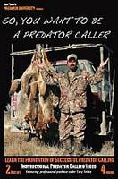 Tony Tebbes  Predator University So you want to be a predator caller Predu001