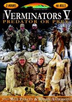 Verminators Predator or Prey 5 DVD Verm5