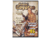 Zepps Predator Calls Callin Coyotes with Mark Zepp DVD CCMZDVD