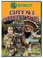 H.S. Strut Hunters Specialties Cuttn and Struttn 15 DVD 20041