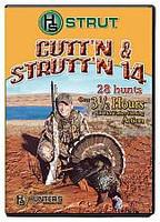 H.S. Strut Hunters Specialties Cuttn and Struttn 14 DVD 20042