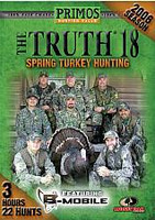 Primos The TRUTH 18 Spring Turkey Hunting DVD 40181