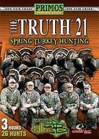 Primos The TRUTH 21 Spring Turkey Hunting DVD 40211