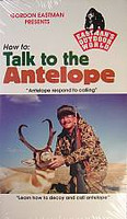 ELK Inc How to Talk to Antelope DVD