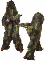 Red Rock Outdoors YOUTH Size Ghillie Suit Woodland Camo 70915YL