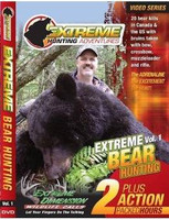 Extreme Dimension Extreme Bear Hunting Adventures DVD EHA906