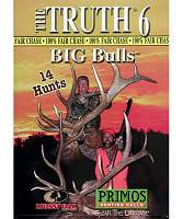 Primos The TRUTH  6 BIG Bulls VHS 485