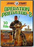 Hunters Specialties Johnny Stewart Operation Predator 8  20005 DVD Format