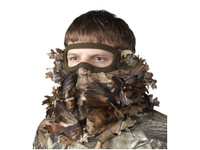 Johnny Stewart Realtree APG Leafy 3/4 Face Mask 05502 D