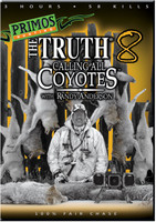 Primos Randy Anderson The Truth 8 Calling All Coyotes DVD 41081