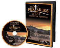 FOXPRO Furtakers West Desert In Distress DVD