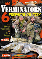 Verminators Predator or Prey 6 DVD Verm6