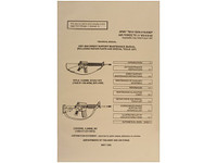 US Army Technical Manual Rifle, 5.56 mm, M16A2  / Carbine M4 TM9-1005-319-23&P