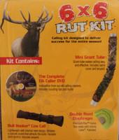 Carltons Calls Elk 6 X 6 Rut Kit 70656