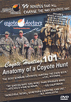 MD Hunting Adventures Coyote Hunting 101: Anatomy of a Coyote Hunt Instructional DVD