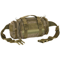 Fox Outdoor Products Jumbo Modular Deployment Bag Coyote Tan 564187Coy D