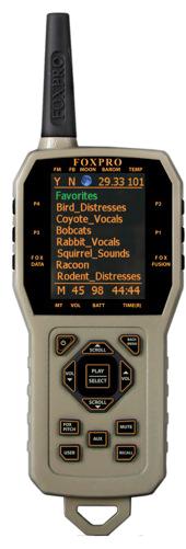 FOXPRO TX1000 Remote Control