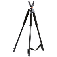 Vanguard 27 1/2 to 62 inch Adjustable 3 in 1 Shooting TriPod Sticks Quest T62U