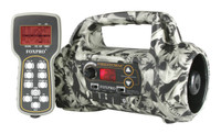 FOXPRO Firestorm 50 Sound with TX9 Remote Control Skull Camo - Closeout Brown Box Special