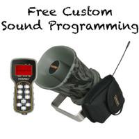 FOXPRO HELLFIRE Digital Caller with 75 Custom Calls & TX-9 remote Skull Camo HFC1