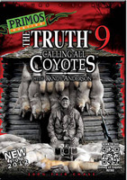 Primos Randy Anderson The Truth 9 Calling All Coyotes DVD 41091