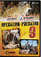 Hunters Specialties Johnny Stewart Operation Predator 9  DVD 20003
