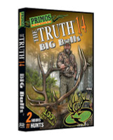 Primos The TRUTH 14 Big Bulls Elk Hunting DVD 42141