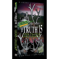 Primos The TRUTH 15 Big Bulls Elk Hunting DVD 42151
