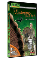 Primos Mastering The Art Turkey Hunting DVD 44012