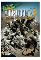 Primos The Truth 23 Spring Turkey Hunting DVD 40231