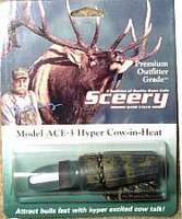 Sceery Hyper Cow Elk in heat ACE3