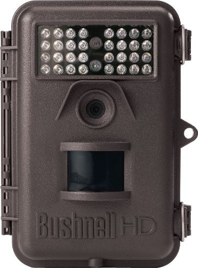 bushnell mp trophy cam hd night vision hybird trail camera brown c