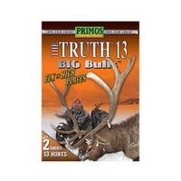 Primos The TRUTH 13 Big Bulls Elk Hunting DVD 42131