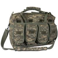 Fox Outdoor Products Army Digital Camo Mega Shooter / Caller Gear Bag Carry Case FOXPRO Prairie Blaster CS24 Krakatoa 426475