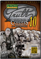 Primos Randy Anderson The Truth 10 Calling All Coyotes DVD 41101