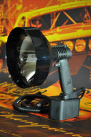 Lightforce Blitz 240MM 9.5 inch 12V 70 Watt HID Handheld Spotlight SL240HID CBSLBHID70