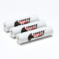 Coyote Light Li-Ion 18650 Battery 3-Pack