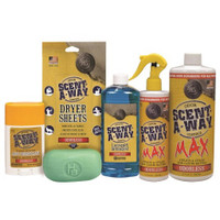 Hunters Specialties Scent-A-Way® Essentials Kit - Odorless 01033