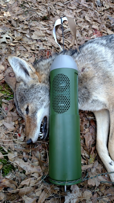 Convergent Hunting Solutions Bullet HP Blue Tooth Electronic Game Call