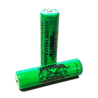 Wicked Hunting Lights Rechargeable Li-Ion 18650 Batteries