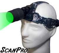 Wicked Hunting Lights ScanPro Headlamp