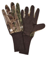 Camo Net Gloves-Realtree® Xtra Green with Bite Grip