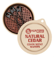 Hunters Specialties Scent Wafers Natural Cedar 01023