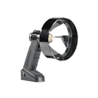 Lightforce Enforcer 140 75W  with 12VDC Cigarette & Alligator Clip Plug Handheld Light LH014